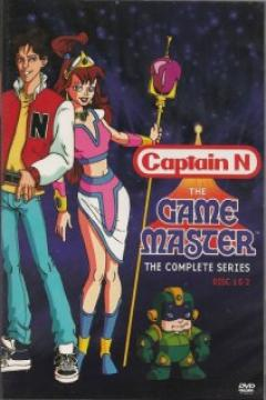 Captain N: The Game Master (1989) 13/33 [TVRip] [Audio Latino] [MEGA]