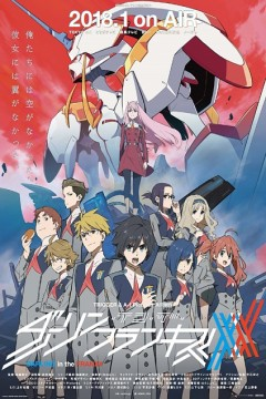 Darling in the FranXX 24/24 (VL-BD) [Sub Español] [MEGA-MF-GD]