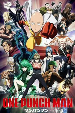 One Punch Man 12/12 + ovas 6/6 [Sub Español] [MEGA]