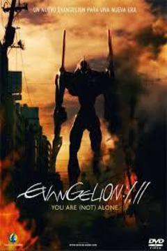 Evangelion: 1.11 You Are (Not) Alone [720p] [Sub Español] [MEGA]