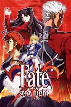 Fate stay night 24/24 + ovas + pelicula (VL-BD) [Sub Español] [MEGA]