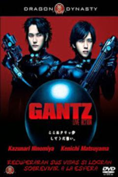Gantz Live Action [SubEspañol] [LiveAction] [MEGA]