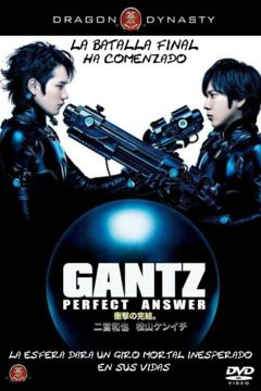 Gantz: Perfect Answer [LiveAction] [SubEspañol] [MEGA]