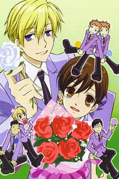 Ouran High School Host Club 26/26 [Sub Español] [MEGA]