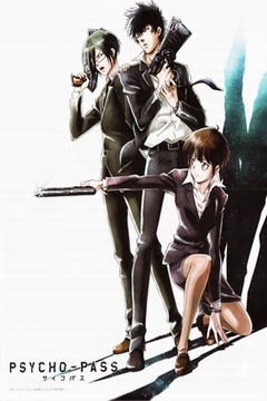 Psycho Pass New Edit 11/11 [HD-HDL] [Sub Español] [MEGA]