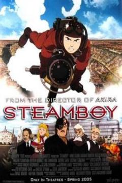 Steamboy [Dual Audio] [MEGA]